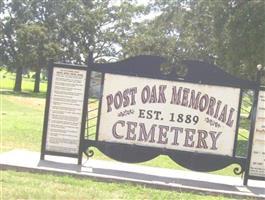Post Oak Memorial Cemetery