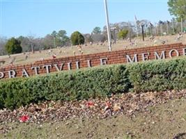 Prattville Memorial Gardens