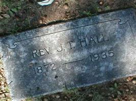 Rev J. T. Hall