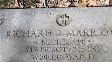 Richard J. Marriott