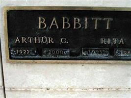 Rita Babbitt