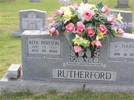 Rita Poisson Rutherford
