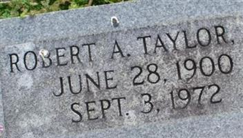 Robert A Taylor, Jr