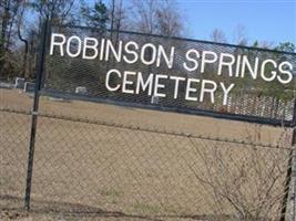 Robinson Springs Cemetery