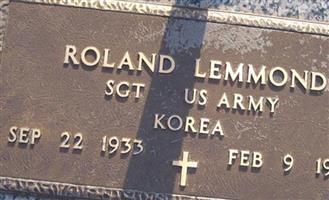 Roland Lemmond