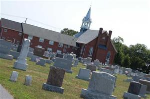 Rothsville Lutheran Cemetery