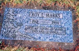 Roy Lawrence Marks