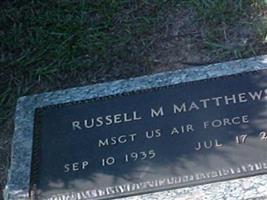Russell M. Matthews