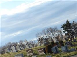 Saint Anthonys Church Cemetery