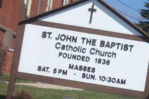Saint Johns Catholic Church
