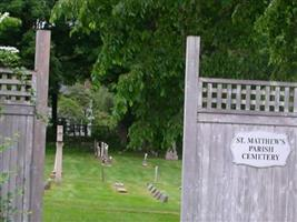 Saint Matthews Parish Cemetery