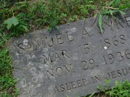 Samuel A. Sykes