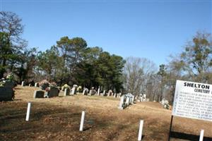 Shelton Grove Baptist Church Cemetery