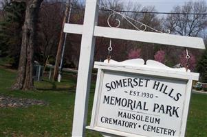 Somerset Hills Memorial Park
