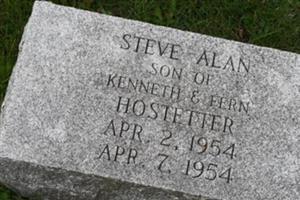 Steve Alan Hostetter