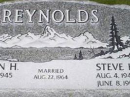 Steve H Reynolds
