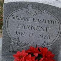 Susanne Elizabeth Earnest