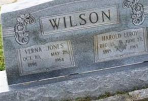 Verna Jones Wilson