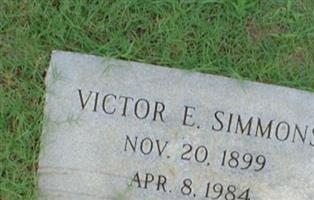 Victor E Simmons