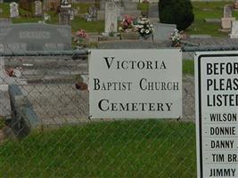 Victoria Baptist Church Cemetery