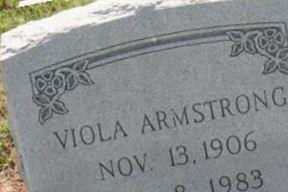 Viola Armstrong