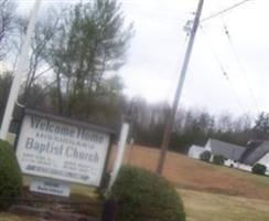 Welcome Home Missionary Baptist Church Cemetery