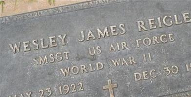 Wesley James Reigle