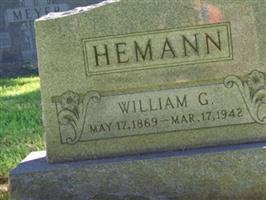 William George Heman