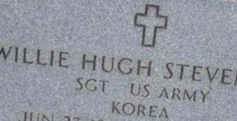 Willie Hugh Stevenson