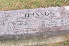 Wilma E. Johnson