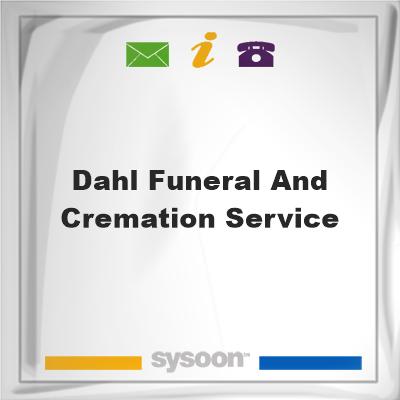 Dahl Funeral Home Egf Mn