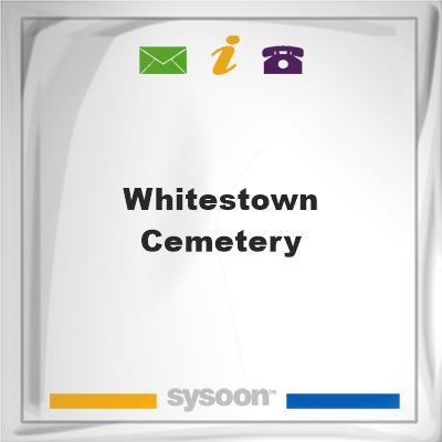 Whitestown Cemetery, Whitestown Cemetery