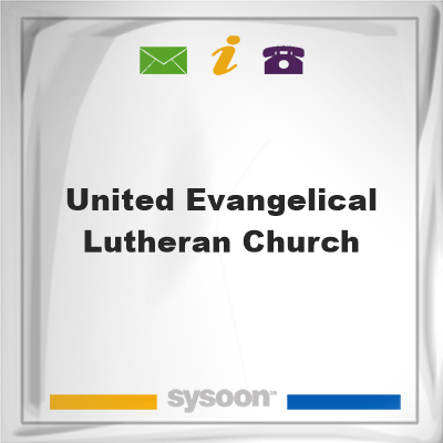 United Evangelical Lutheran ChurchUnited Evangelical Lutheran Church on Sysoon