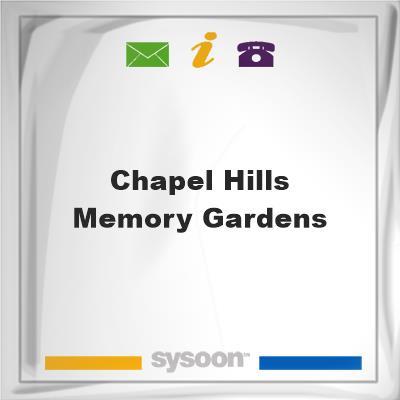 Chapel Hills Memory Gardens, Chapel Hills Memory Gardens