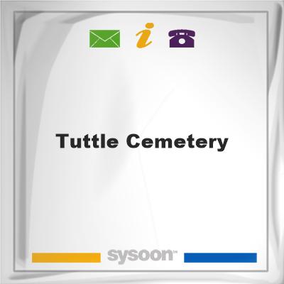 Tuttle Cemetery, Tuttle Cemetery