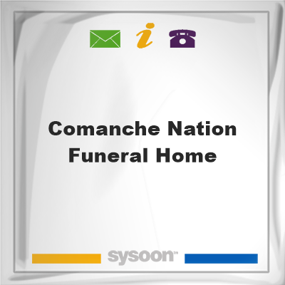 Comanche Nation Funeral Home, Comanche Nation Funeral Home