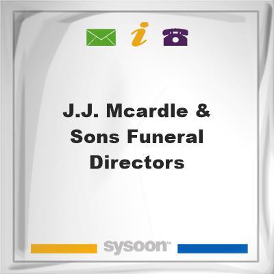 J.J. McArdle & Sons Funeral Directors , J.J. McArdle & Sons Funeral Directors