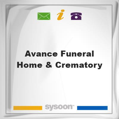 Avance Funeral Home & Crematory, Avance Funeral Home & Crematory