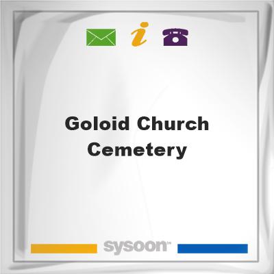 Goloid Church Cemetery, Goloid Church Cemetery