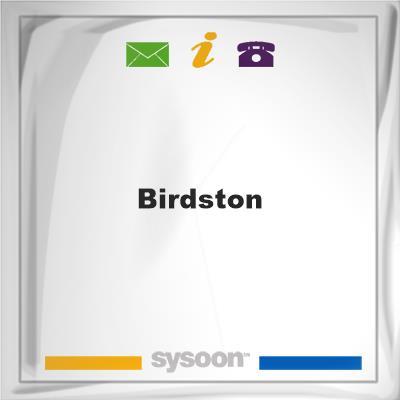 BirdstonBirdston on Sysoon