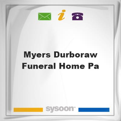 Myers-Durboraw Funeral Home P.A., Myers-Durboraw Funeral Home P.A.