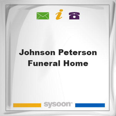 Johnson-Peterson Funeral Home, Johnson-Peterson Funeral Home