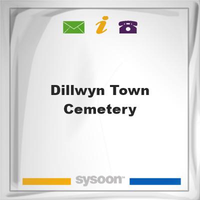 Dillwyn Town Cemetery, Dillwyn Town Cemetery