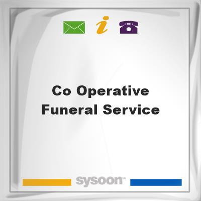 Co-operative Funeral Service, Co-operative Funeral Service