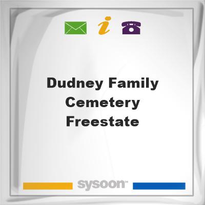 Dudney Family Cemetery - Freestate, Dudney Family Cemetery - Freestate