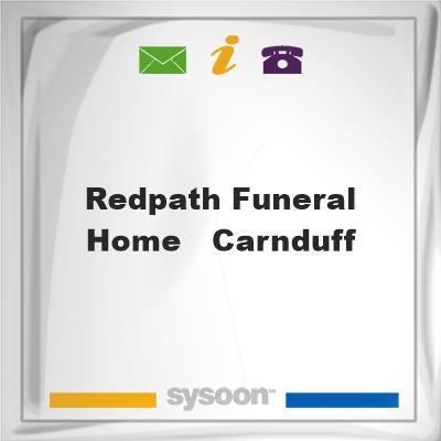 Redpath Funeral Home - Carnduff, Redpath Funeral Home - Carnduff
