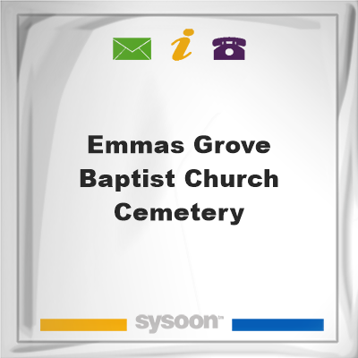 Emmas Grove Baptist Church Cemetery, Emmas Grove Baptist Church Cemetery