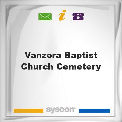 Vanzora Baptist Church Cemetery, Vanzora Baptist Church Cemetery