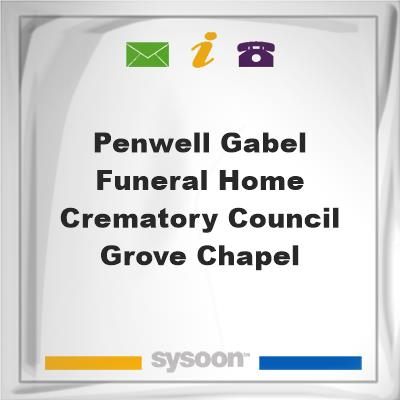 Penwell-Gabel Funeral Home & Crematory Council Grove Chapel, Penwell-Gabel Funeral Home & Crematory Council Grove Chapel