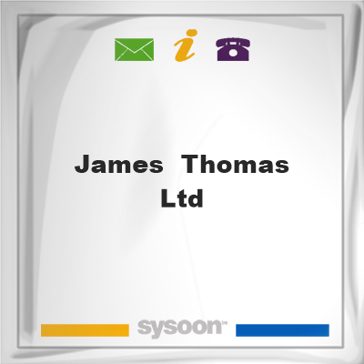 James & Thomas Ltd, James & Thomas Ltd